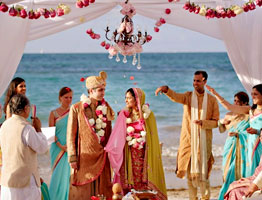 Beach Weddings in India