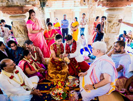 Temple Weddings in India