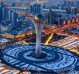 Kazakhstan Tour