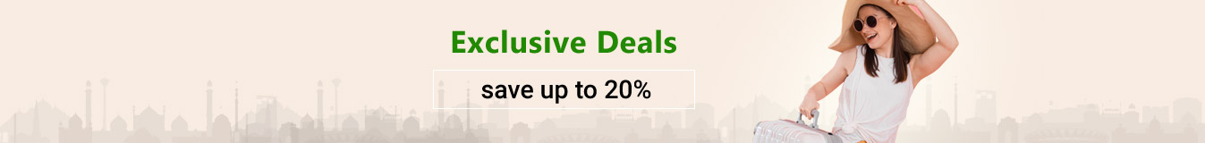 Exclusive Deals Offer