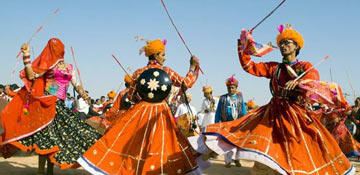 Summer Festival Mount Abu