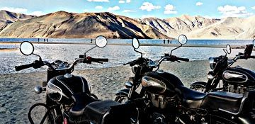 Discover Ladakh by Bike 2019
