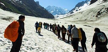 Hampta Pass with Chandratal Trek Group Tour