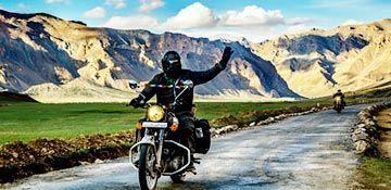 Lahaul Spiti Valley Bike tour 2019