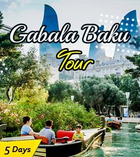 Gabala Baku Tour