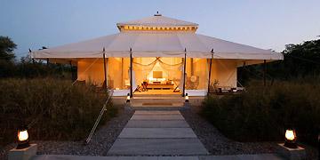 Aman-I-Khas Resort Ranthambore