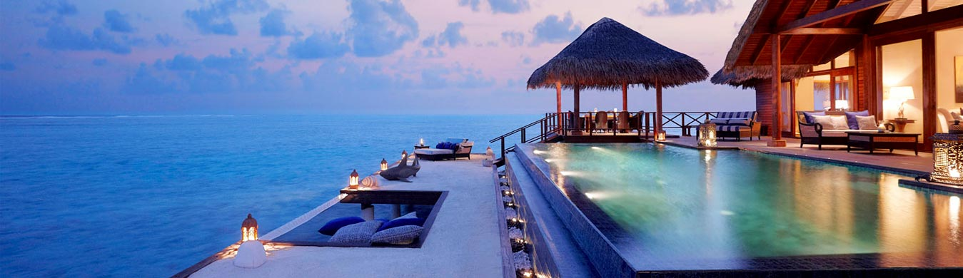 Luxury Beach Resorts India