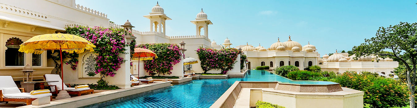 Luxury Hotels in India