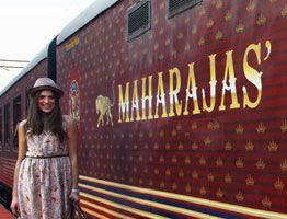 Luxury Train Travel India