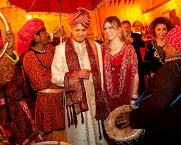 Luxury Wedding Tradition in India