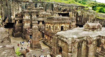 Ajanta and Ellora Caves – Ancient Rock-cut Buddhist Caves
