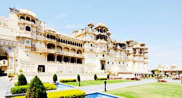 City Palace, Udaipur – A Marble Edifice