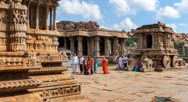 Hampi – The Fascinating Land in Karnataka