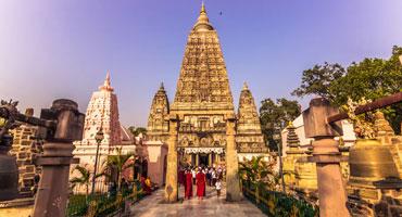 Mahabodhi Temple, Bodh Gaya – A Buddhist Temple