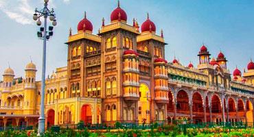 Mysore Palace – the Amba Vilas Palace of Mysore