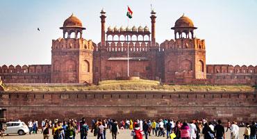 Red Fort – Mughal Fort in Delhi