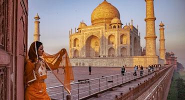 Taj Mahal, Agra – Epitome of Love