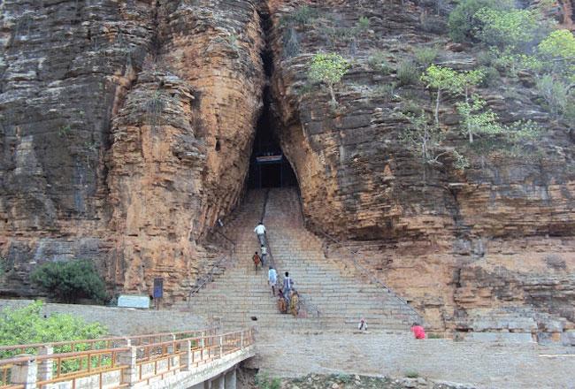 Yaganti caves yaganti