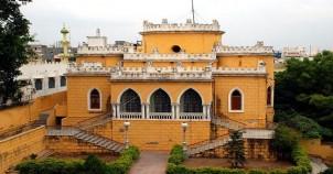 Asman garh palace hyderabad