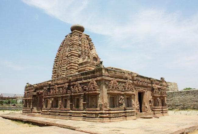 Alampur navabhrama temples