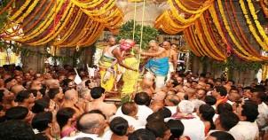 Tirupati festival