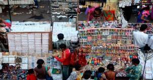 Daman bangles shopping