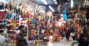 Leather slippers market