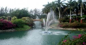 Kadaiya lake garden daman