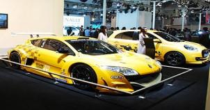 Renault megane trophy v