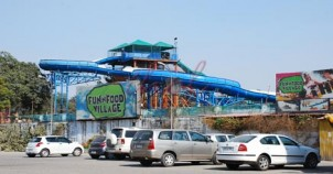 Fun and Food village