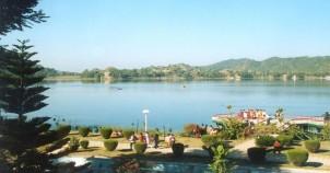 Manesar lake