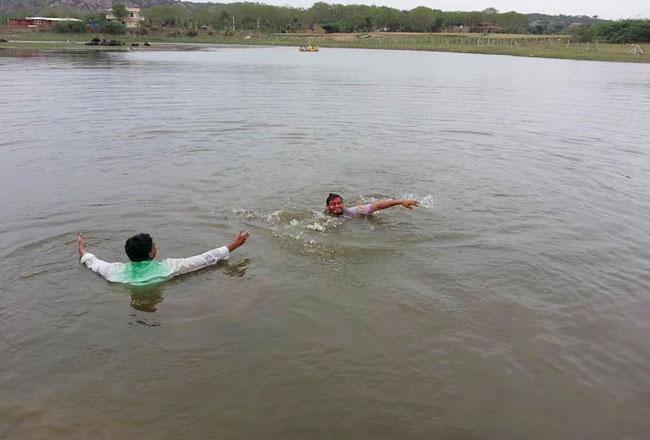 Sohna lake gurgaon