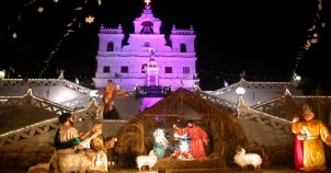 Christmas at chruch