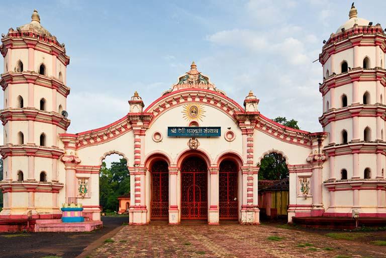 Shri bhagavati temple goa