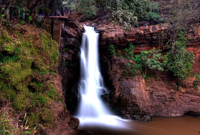 Arvalem waterfalls goa