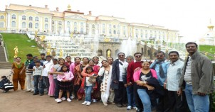 Moscow st petersburgh tour