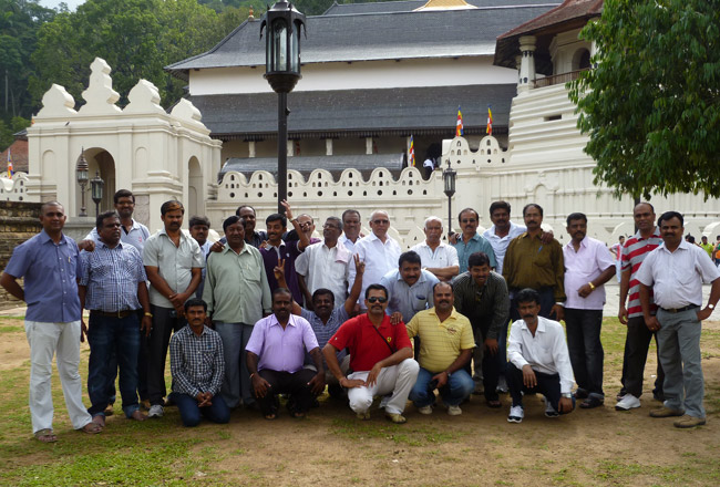 Kandy srilanka tour