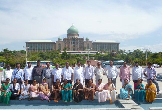 Malysia group tour
