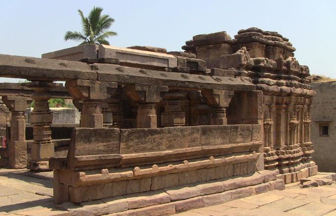 Jain meguthi temple