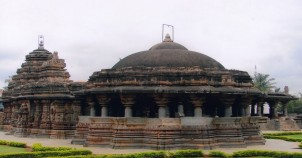 Hassan isvara temple