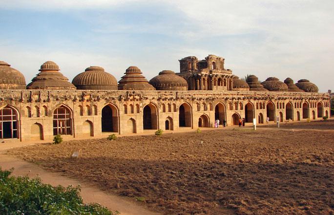 Vijayanagar kingdom hospet