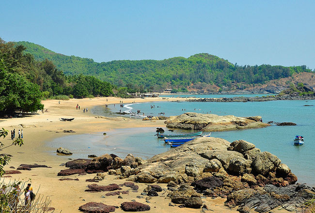Gokarna beach resort karnataka