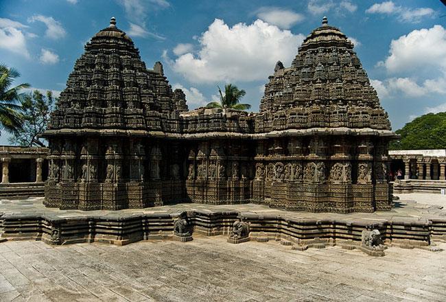 Keshava temple somnathpur