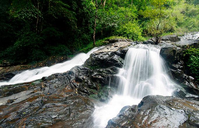 Iruppu falls karnataka