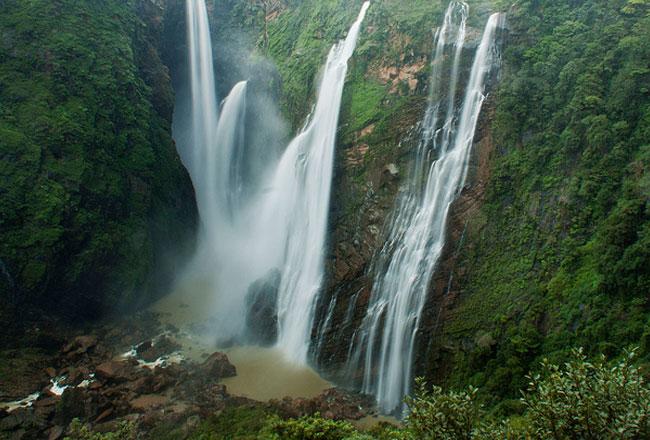 Jog falls karnataka
