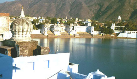 Pushkar lake t