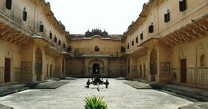 Nahargarh fort palace t