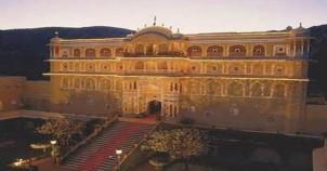 Samode Palace Jaipur Photo Gallery