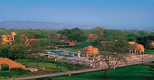 The Oberoi Rajvilas Hotel Photo Gallery