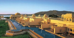 The Oberoi Udaivilas Palace Gallery